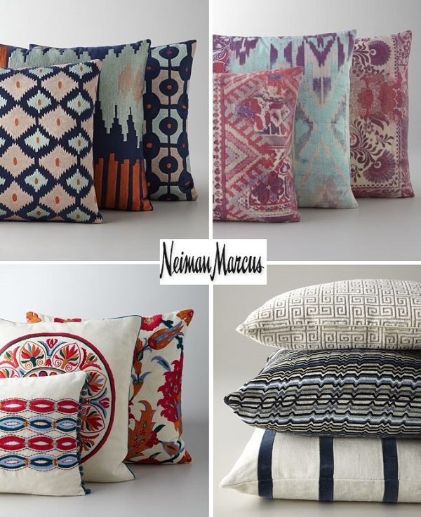 neiman marcus pillows