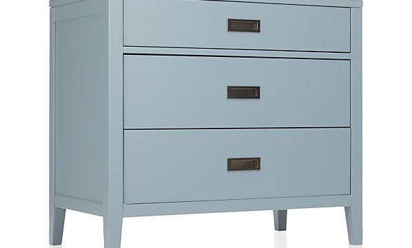 arch-blue-three-drawer-chest CB 599