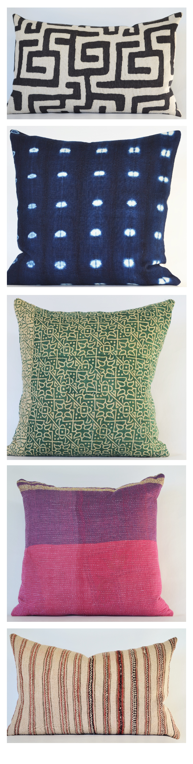 pillow grid